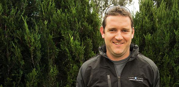 Gary Bond Landscape Manager